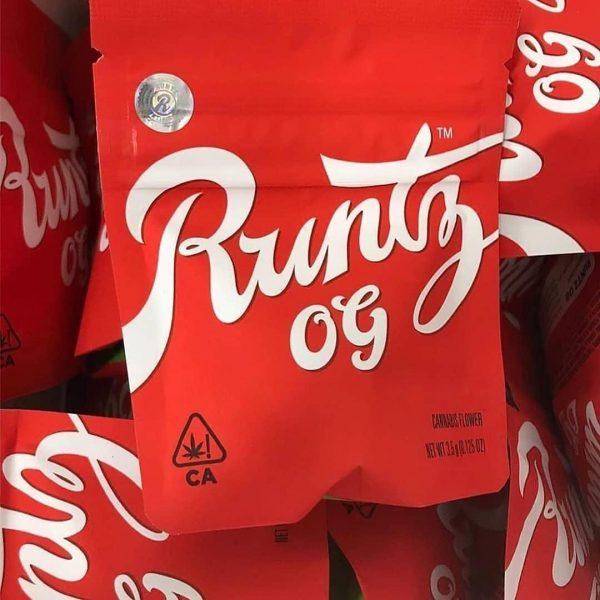 Buy Runtz Og by jokes up exotic
