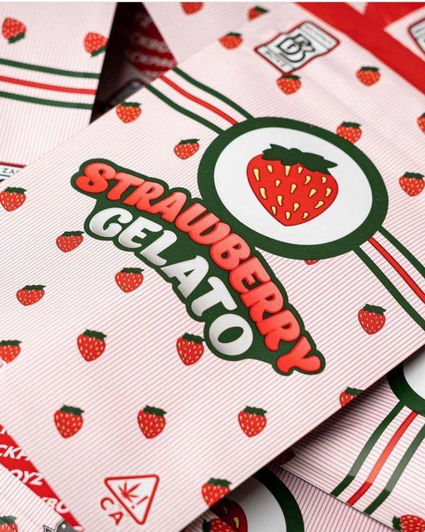 Buy strawberry Gelato online