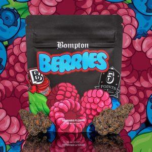 Buy Bompton Berries Backpack